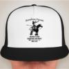 SH Vintage Snapback Flatbill Hat