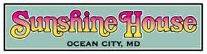 Sunshine House Bumper Sticker