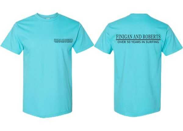 SH Finigan Roberts Blue Lagoon SS Tshirt