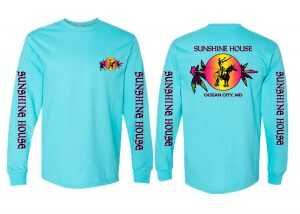 SH Maryland Short Sleeve Sky Blue Tshirt
