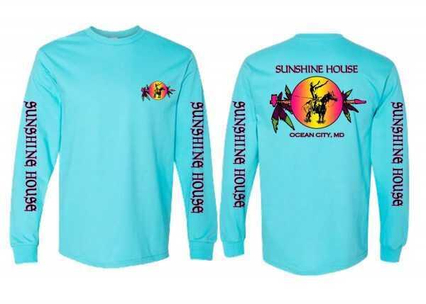 SH Maryland Short Sleeve Sky Blue Tshirt