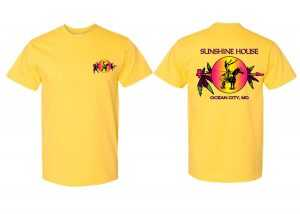 1967 MD Yellow T-shirt