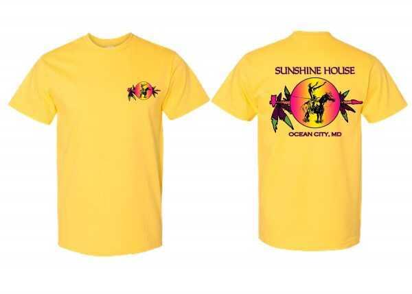 1967 MD Yellow T-shirt